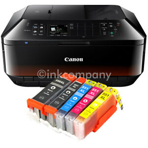 Canon-PIXMA-MX925-Multifunktionsgeraet-All-In-One-MX-925-Wlan-Drucker-CD-DRUCK