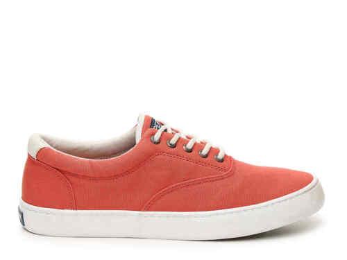 in Sneaker Reg Klassischer Rot Sider 79 gewaschenem Sperry Cutter 95 Top UqOAfnwa