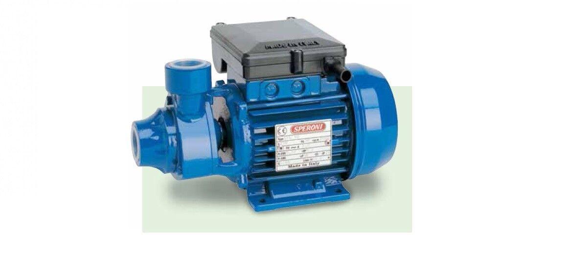 Elettropompa pompa volumetrica Speroni KP 50 hp, 0,5 trifase V.230 400