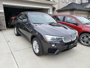 BMW X4 xDrive28i  2016 Warranty