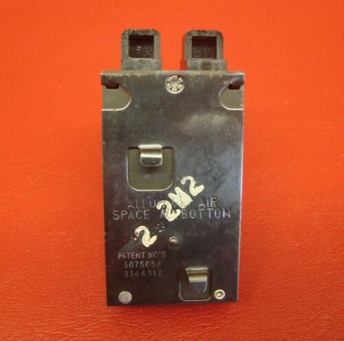 20 Amp Pushmatic Bulldog ITE Siemens 2 Pole Duplex w// CLT Tab Circuit Breaker