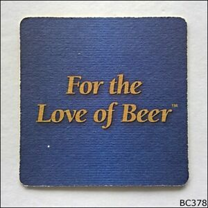 Tooheys-New-For-the-Love-of-Beer-Coaster-B378