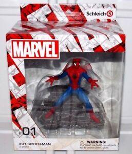 Toy Schleich Marvel Spider-Man New Toys Action Figure #01