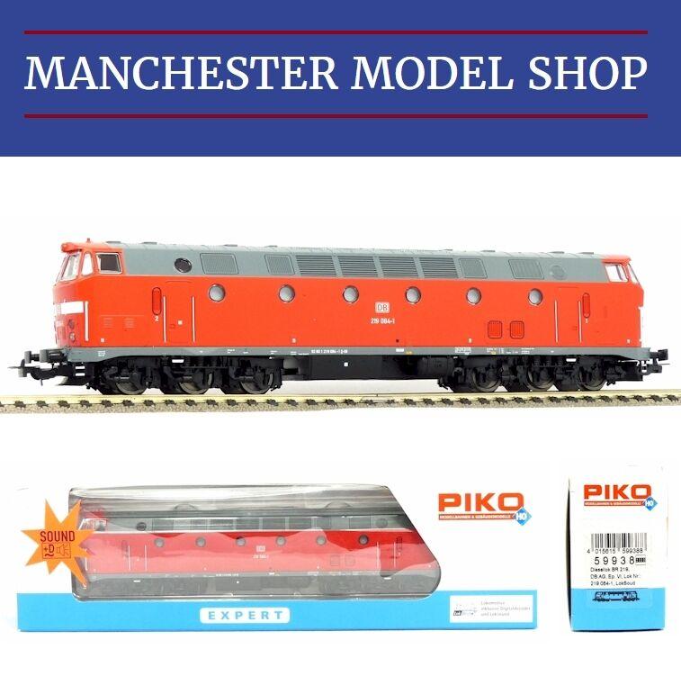Piko 59938 HO 1:87 Diesel BR 219 084-1 DB AG