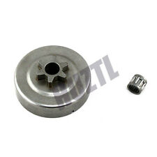 """3/8"""" 6T Clutch Drum Chain Sprocket + Bearing For STIHL 021 023 025 MS230 MS250"""