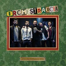 ORCHESTRACCIA Sona Orchestraccia Sona CD  italian rock