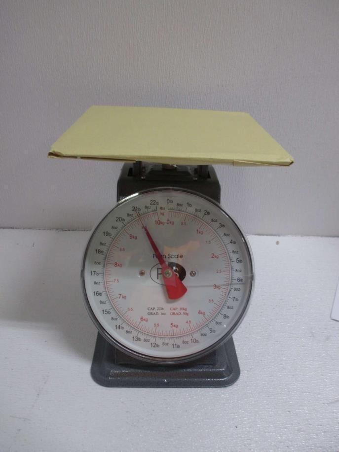 Penn Scale Mfg. Co., Inc 22 Pound Scale