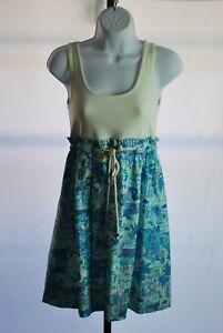 Lilly-Pulitzer-White-Blue-Nautical-Print-Sleeveless-Dress-Women-039-s-Sz-XS