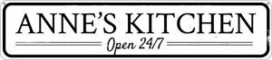 Kitchen-Open-24-7-Sign-Personalized-Kitchen-Name-Sign-Custom-Sign-ENSA1001451