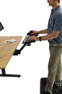 Kt2 Adjustable Height Angle Under Desk Sit To Stand Standing Desk