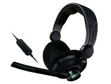 Razer Carcharias, PC & XBOX360 Stereo Gaming Headset, Ohrumschließend