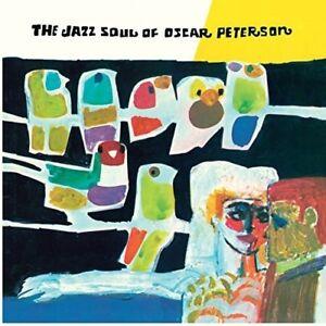 Oscar-Peterson-Jazz-Soul-Of-New-Vinyl-LP-Bonus-Track-180-Gram-Spain-Impo