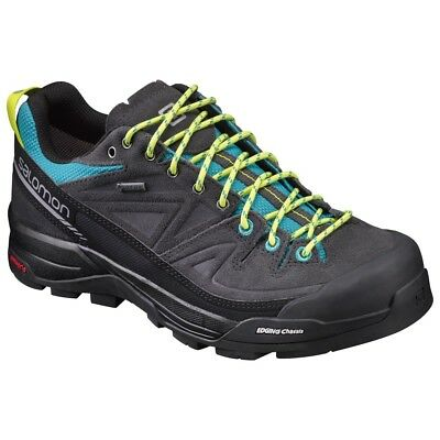 Trekking Low Shoes Salomon X Alp LTR GTX W Low Hiking Shoes Water Proof   eBay