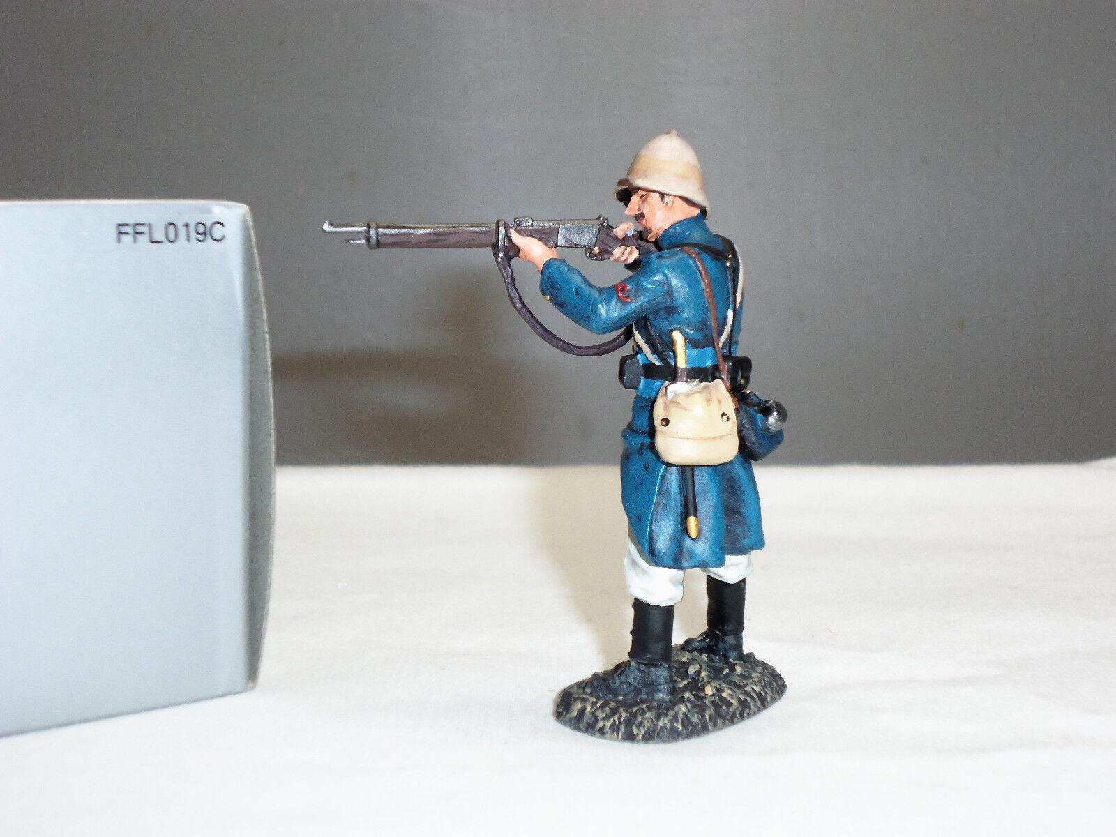 THOMAS GUNN FFL019C FRENCH FOREIGN LEGION LEGIONNAIRE STANDING FIRING PITH HAT
