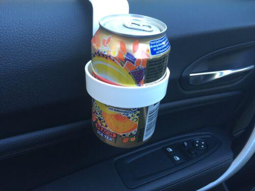 1 X para coche latas soporte soporte para bebidas portabidones universal cupholder nuevo