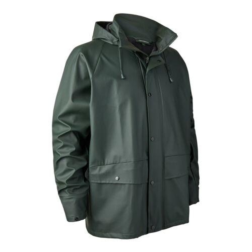 Deerhunter Nordmann Fir Rain Jacket Waterproof Hunting Shooting FREE £9 SOCK PAC