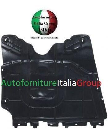 CARTER RIPARO PROTEZIONE MOTORE CENT INF FIAT DOBLO 09/>14 2009/>2014