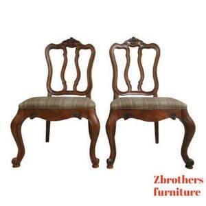 Ethan-Allen-Tuscany-French-Carved-Dining-Room-Side-Chair-A