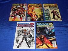 Marvel Zombies 2 (2007) #1-5 1st Prints Complete Mini Series Robert Kirkman NM-