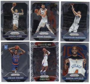 2015-16-Panini-Prizm-Basketball-Base-Set-amp-SP-Cards-Choose-Card-039-s-1-400