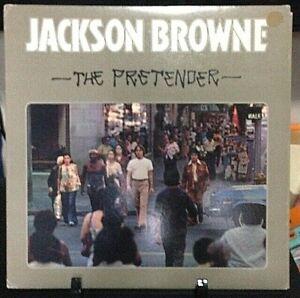 JACKSON BROWNE The Pretender Album Released 1976 Record/Vinyl Collection USA