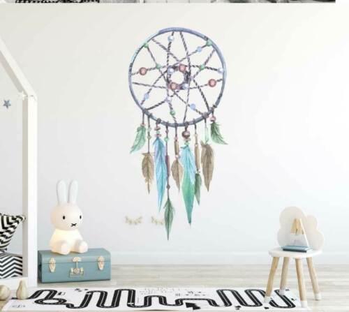 Dream Catcher Boho Fashion  Wall Stickers Nursery Decor Decal Kid Art DIY Mural