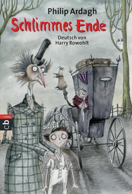 Ardagh, P: Schlimmes Ende von Philip Ardagh (2004, Taschenbuch)
