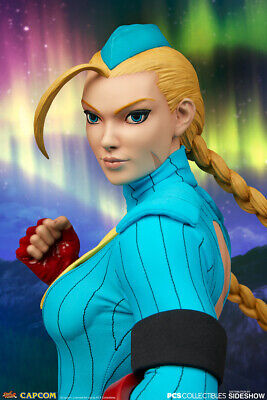 POP CULTURE SHOCK PCS Street Fighter Cammy 1:3 Killer Bee Figure Statue NEW  | eBay