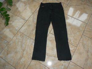 Wrangler Jeans Schwarz H3450 Gut W32 Texas UE0xxdwAq