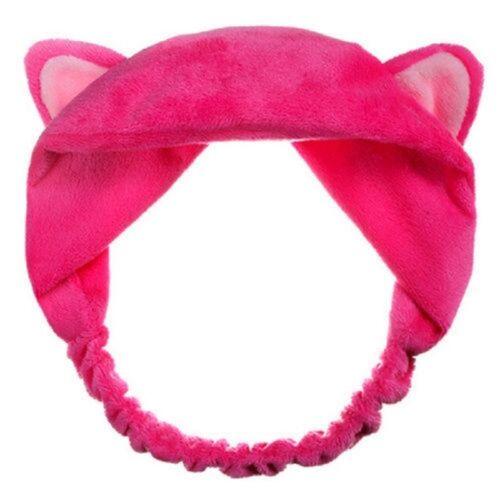 Makeup Nette Katze Ohr Stirnband Kopfschmuck Badeschwämme Bands Gut