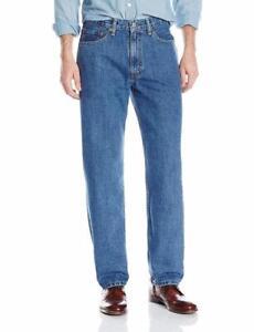 Levi-039-s-Strauss-550-Men-039-s-Relaxed-Fit-Straight-Leg-Jean-Medium-Stonewash-550-4891