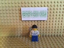LEGO® Figur Minifig Soccer Player #2 Fussball Spieler #SOC081 Sports 3420 3425
