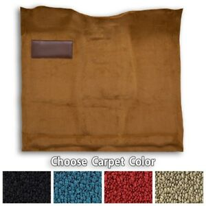 Complete Loop Molded Replacement Carpet Kit Choose Color and Backing