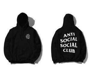 Anti-Social-Social-Club-ASSC-Mind-Games-Black-Hoodie-Medium-Large