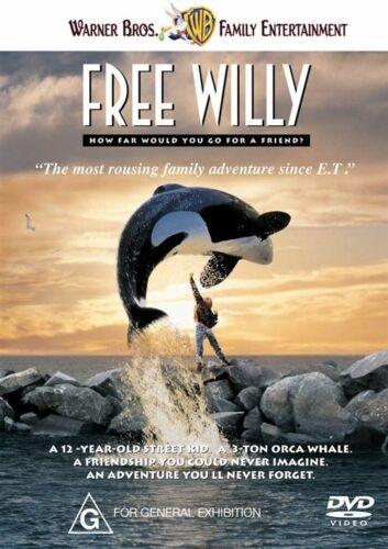 1 of 1 - Free Willy (DVD, 1999) Brand New & Sealed Region 4
