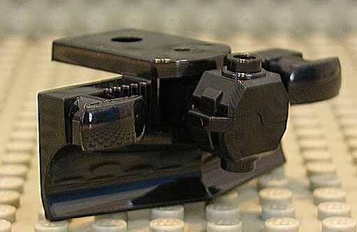 LEGO Eisenbahn - Lok - Puffer mit Schneeräumer inkl. Kupplung / 64415c01 NEUWARE