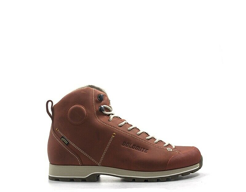 Zapatos CINQUANTAQUATTRO Hombre ARANCIONE Cuero natural 247958-0900S