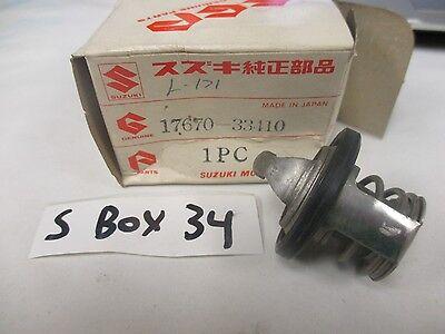 NOS Suzuki VL800 VS700 VS750 VS800 VX800 VZ800 Water Thermostat 17670-33410