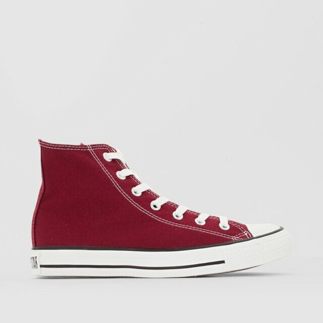 4de37058dca8 Converse Chuck Taylor All Star Hi Shoes Maroon M9613c Sneaker ...