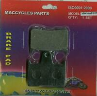Suzuki Disc Brake Pads Gsf650 2005-2006 Rear (1 Set)