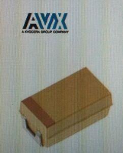 Lote-de-2000-Avx-TPSA225K010R1800-Tantalio-Condensador-Macizo-SMD-2-2UF-10V-10