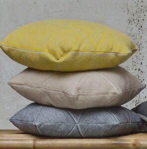 david fussenegger kissen gef llt silvretta waben 37 37 cm 7724 ebay. Black Bedroom Furniture Sets. Home Design Ideas