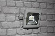 Gartenstrahler mit Erdspieß LED Halogen Außenstrahler IP65 Wandstrahler Leuchte