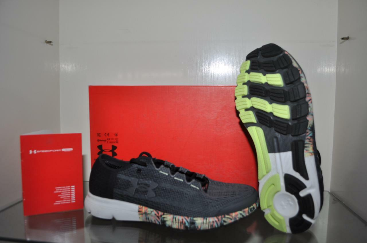 UnArmour SpeedForm Velociti Record Equipped Equipped Equipped donna Running scarpe 1292818 001 178b02