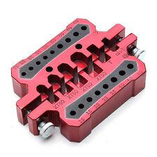 QX Aluminium Alloy Multifunctional Soldering Station XT60 XT90 T Banana Plug