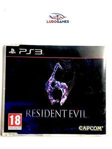 Resident-Evil-PS3-Promo-Retro-PLAYSTATION-Videojuego-Mint-State-comme-Neuve