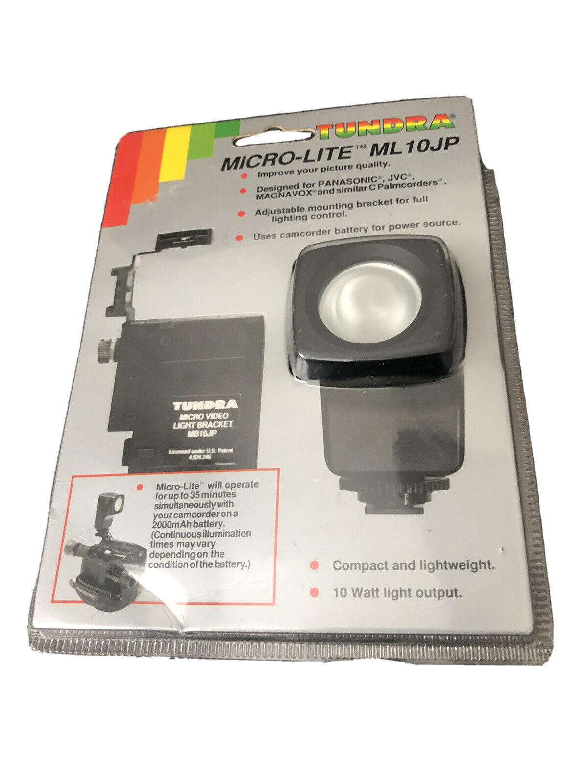 Tundra Micro video Light ML10JP.