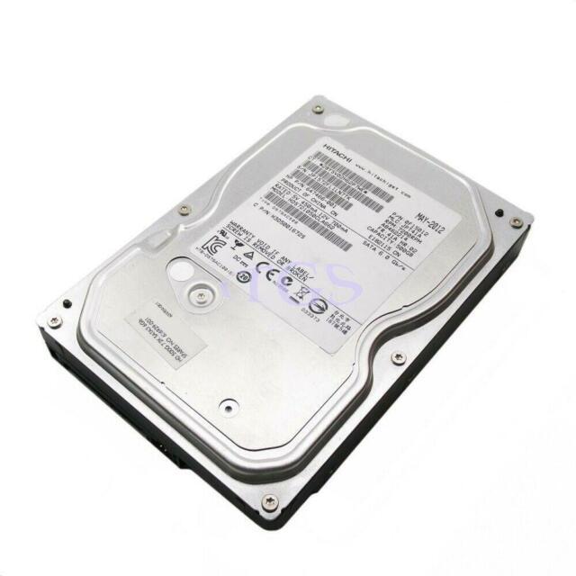 "Lot of 3-3TB 7200RPM Hitachi Desktop SATA 3.5/"" Hard Drives"