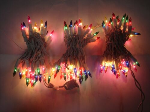 Season/'s traditions 150 icicle light 9ft long