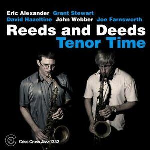 Reeds-And-Deeds-Tenor-Time-CD